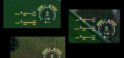 Vehicle Fruit Hud v 0.2 Beta