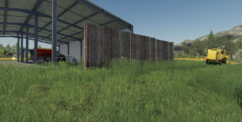 Wood Fence V 1.0