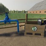Yard with cowshed and willow Beta v3.0