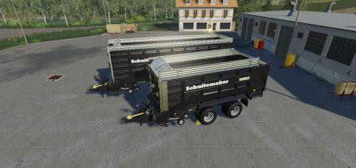 Schuitemaker rapide blackline pack v 1.0