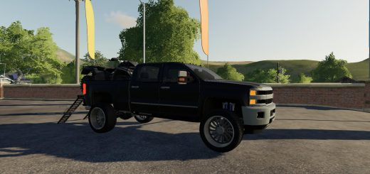 2016 Chevy 2500hd Duramax v 1.2