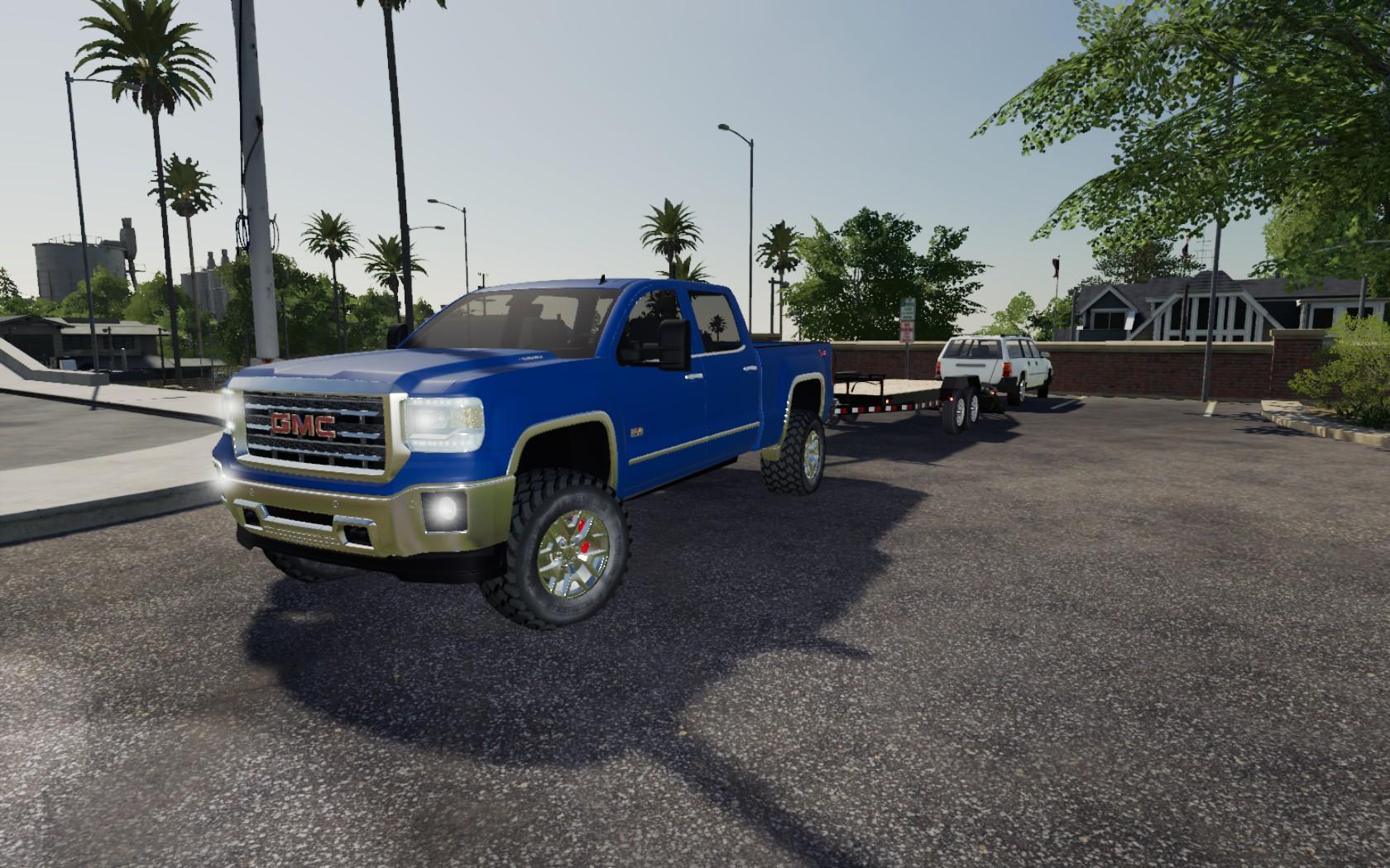 2016 GMC Sierra 2500HD v 1.1
