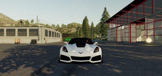 2019 Corvette C7 Zr1 v 1.0
