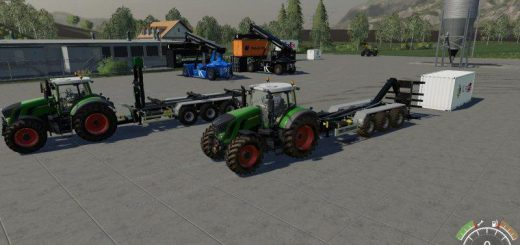 ATC Container Handling Pack v 1.0.0.1