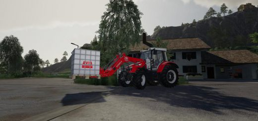 AVIA diesel tank v 1.0