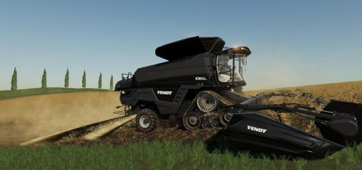Agco Ideal Harvester/Header Pack v 1.0