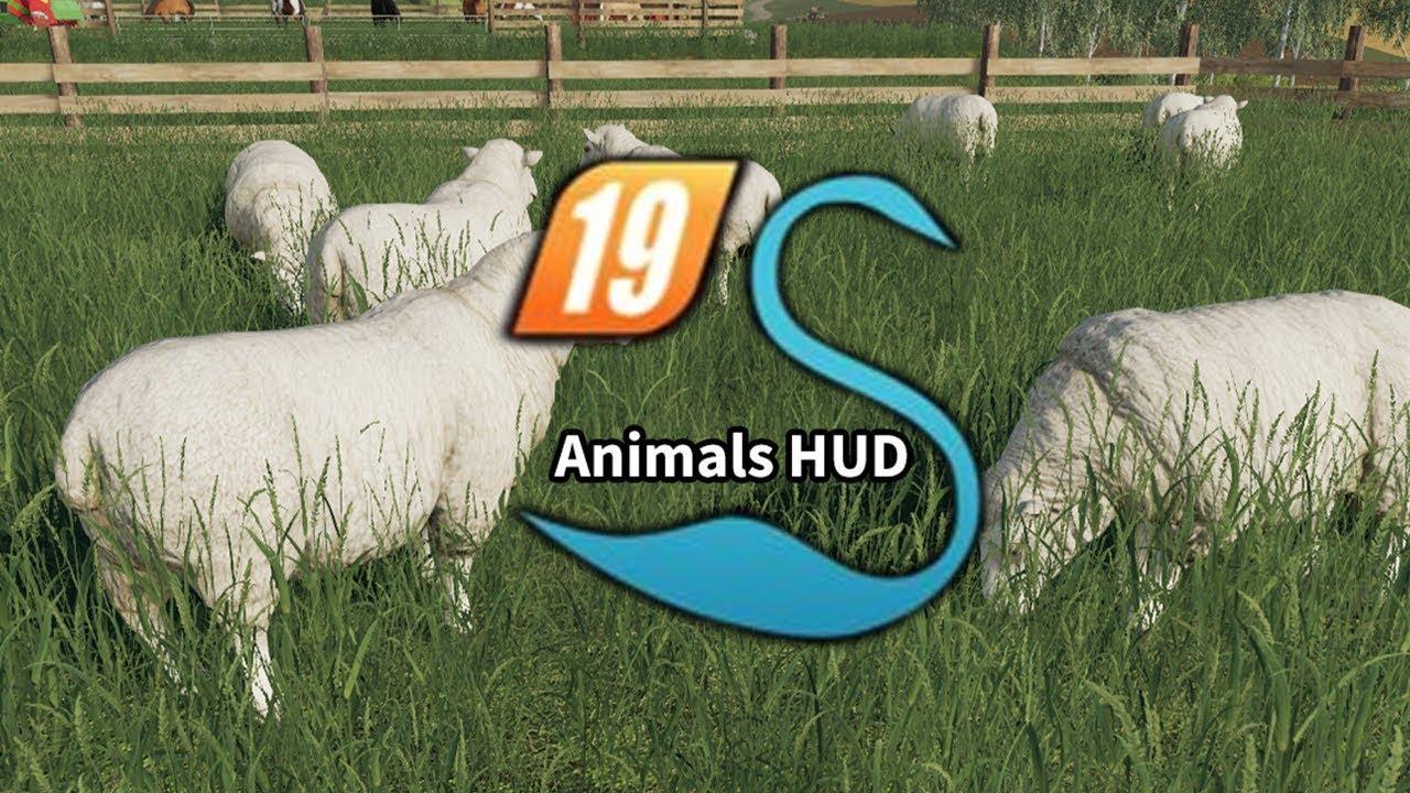Animals HUD v3.1