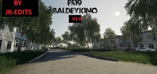 Baldeykino Map v 3.0 by JK-Edits