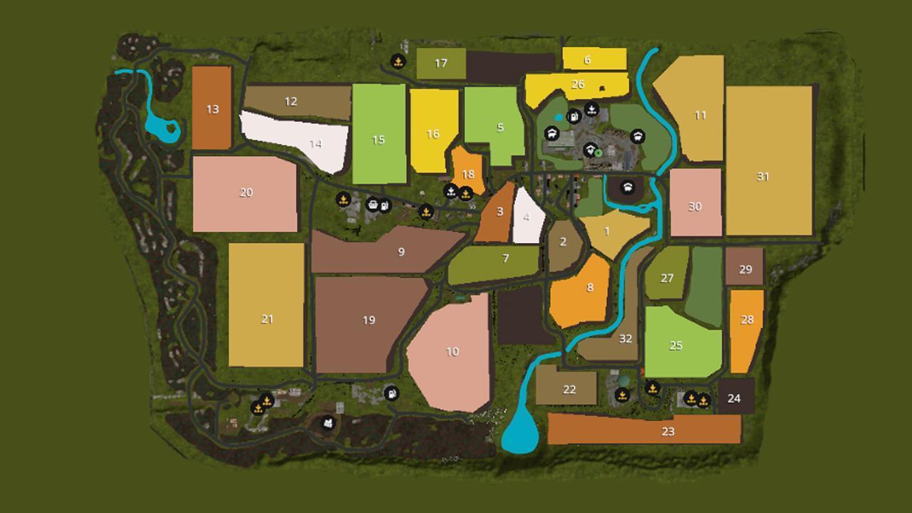 MAPS BELGIQUE PROFONDE V2 GRATUIT