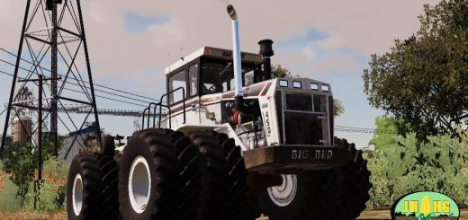 Big Bud 450 (more realistic) v 2.0
