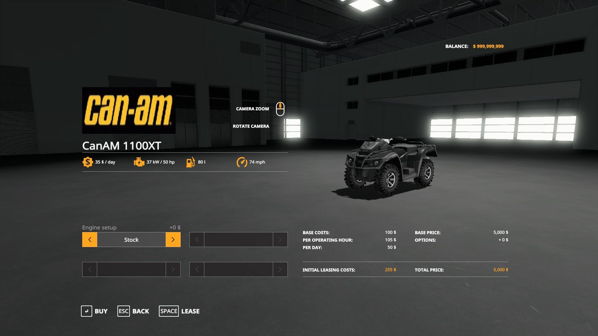 Can-Am 1100xt v 1.1