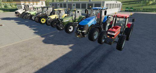 Case Tractors v 1.0.0.2