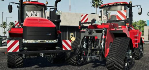 Case IH Quadtrac series V 1.0.0.1