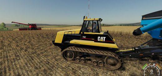 Cat Challenger 75C v 1.0