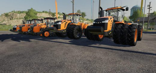 Challenger Tractor Pack By Stevie