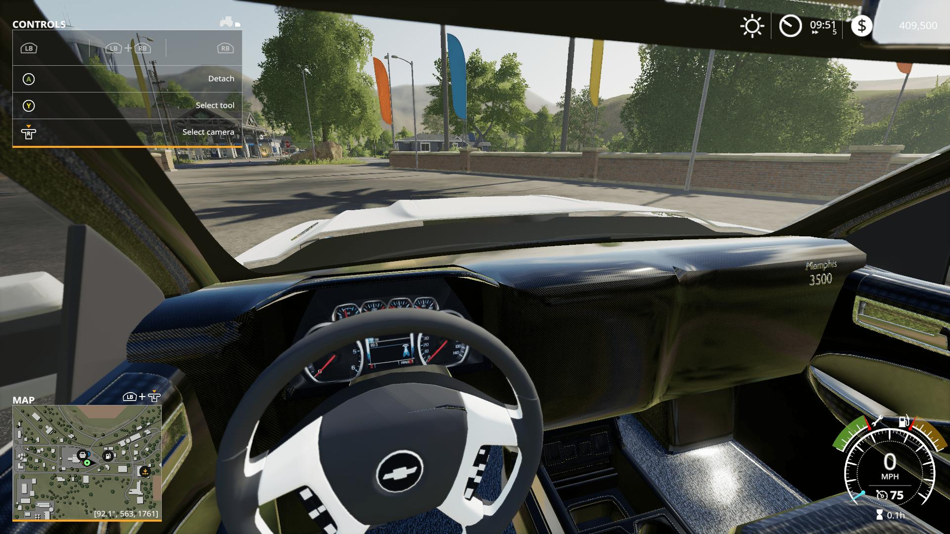 Chevy 3500 Duramax Mod v 1.0
