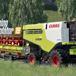 Claas LEXION 780 v 1.0
