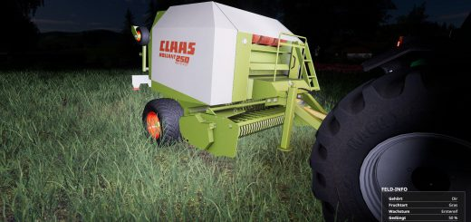 Claas Rollant 250 v 1.1