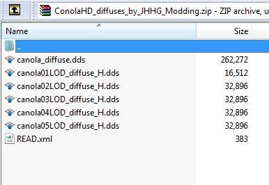 Conola HD Diffuse v 1.0