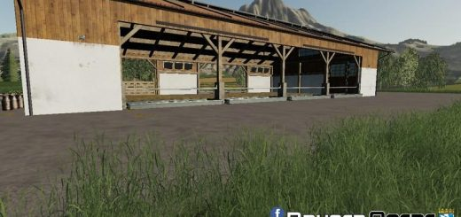 Cowshed (without outdoor) v 1.0