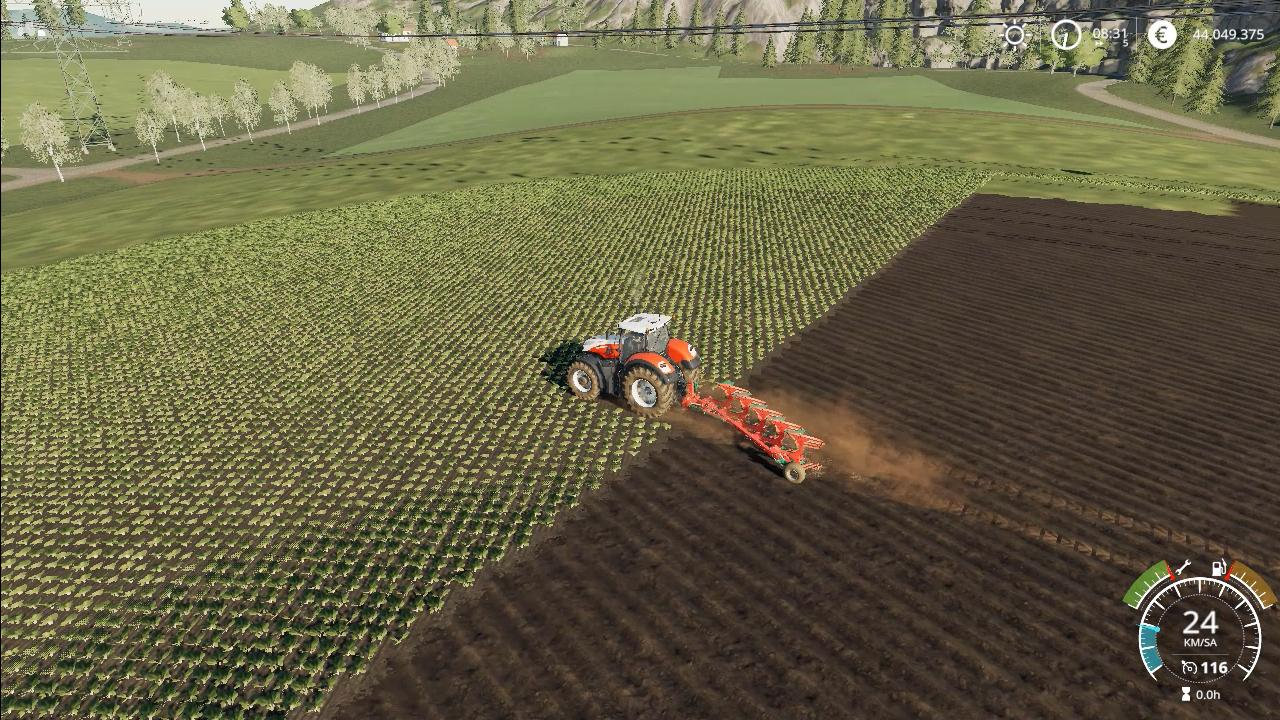 Crazy Plow (Agromasz POH5) v 1.0