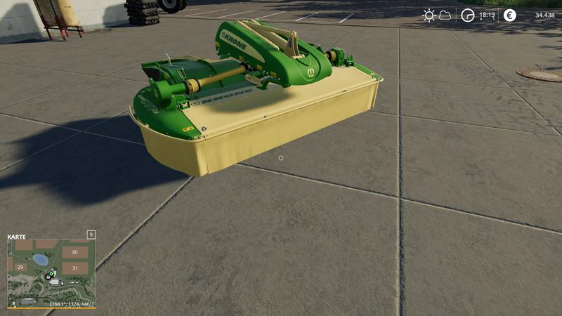 Crown mowers v 1.0