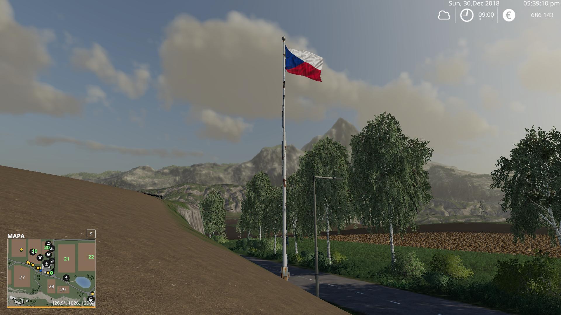 Czech flag v 1.0