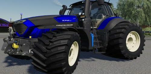 Deutz 9er Series FSM-Edition v 1.0