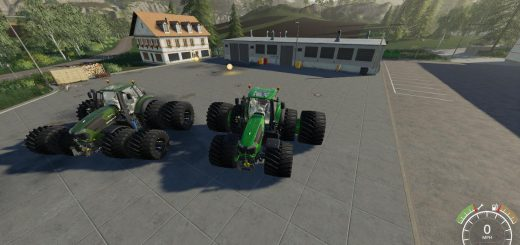 Deutz Fahr VE v 1.0
