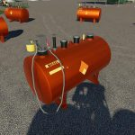 Diesel tank placeable v 2.0.1.9