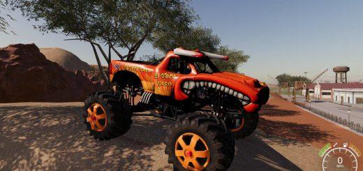 El Toro Loco Monster truck v 1.0