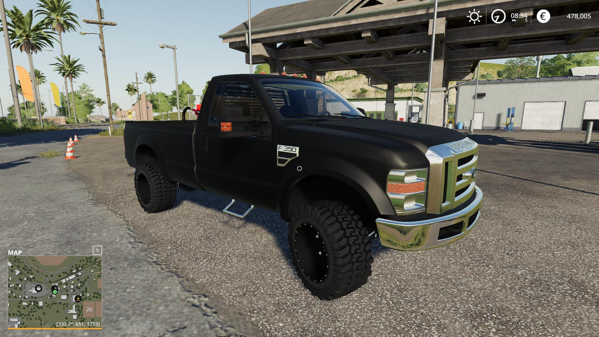 F350 Single cab dully v 1.0