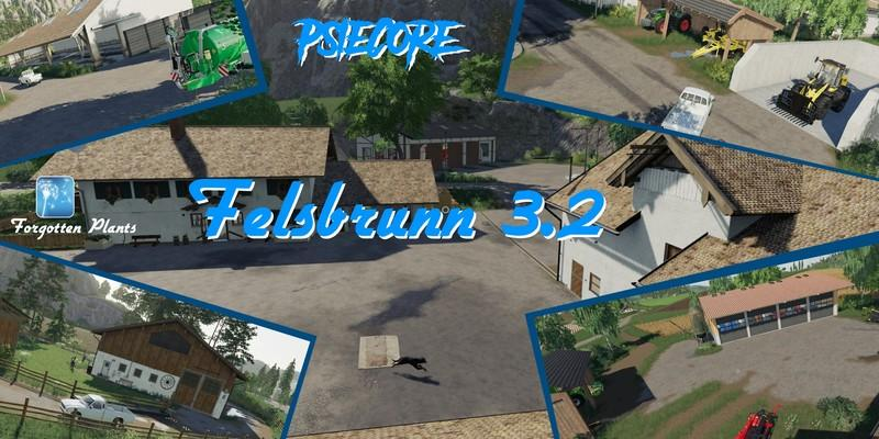 Felsbrunn Umbau - Multiplayer fahig v 3.2