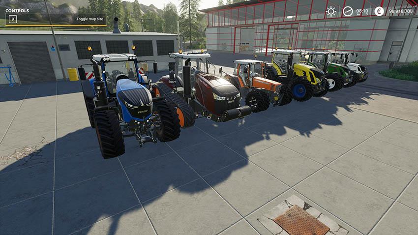 Fendt Tractors v 1.0.0.2