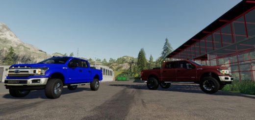 Ford F150 v 1.0