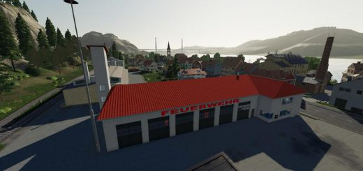 Fire station v 2.0