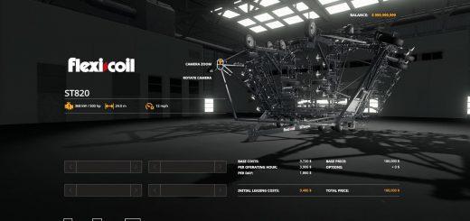 Flexcoil ST820 Cultivator v 1.0