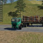 Fliegl Timber Runner With Autoload Wood v 1.0