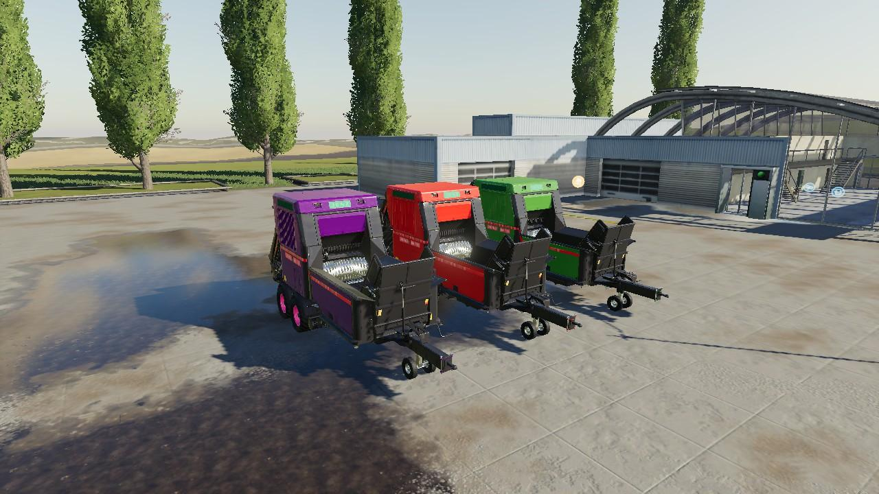 Forestry Equipment Pack v 1.0