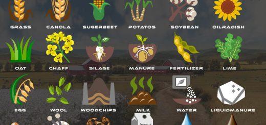 Forgotten Plants - Icons v 1.0