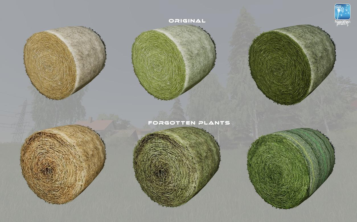 Forgotten Plants - Misc v 1.0