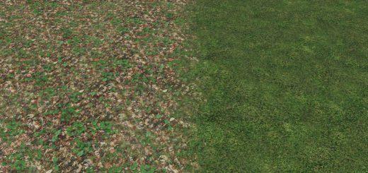 Forgotten Plants - Terrain v 1.0