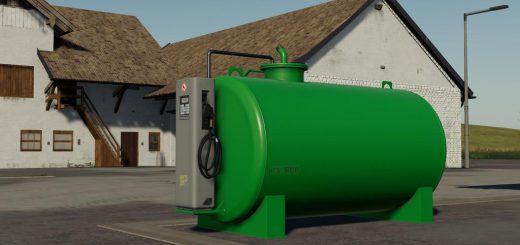 Fuel tank 5000l v 1.0.1