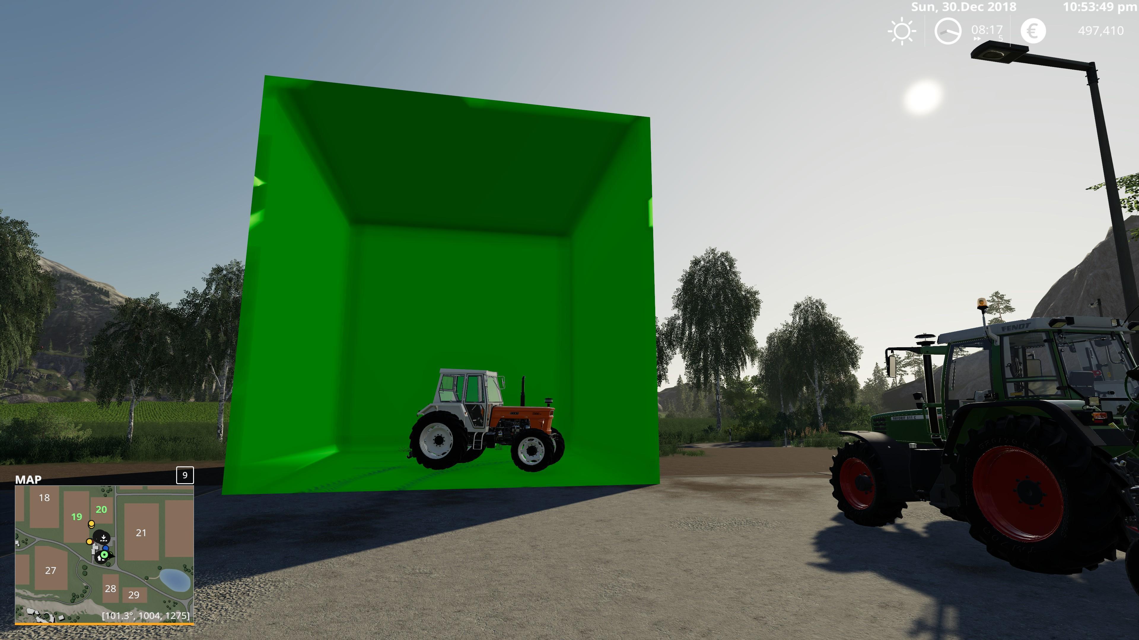 Green Box 19 v 1.0