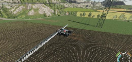 HARDI Rubicon 9000 VE v 1.0
