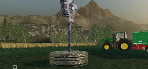 Halo Gravity Hammer - Scrap Iron Decoration v 1.0
