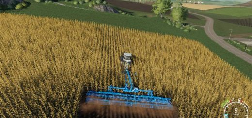 Heliodor 16m plow v 1.1