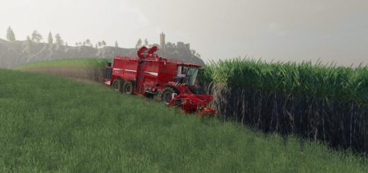 Holmer Terra Dos T4 + Holmer HR12 for Sugarcane v 1.0