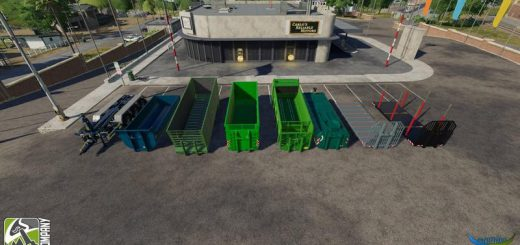 IT Runner Pack by Bonecrusher6 v 1.5