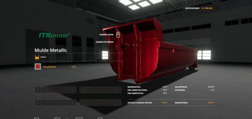 ITRunner Pack Metallic Edition v 1.0